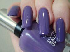 NEW! Sally Hansen Complete Salon Manicure nail polish Fe Fi Fo Plum #495 Purple