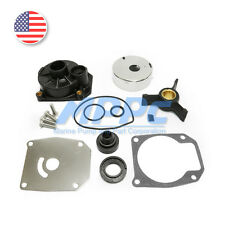 Water Pump Impeller Kit 438592 for Johnson Evinrude OMC Outboard Boat Motors