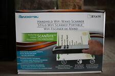 NEW Pandigital Wifi Wand Scanner Scan Photos, Receipts, Documents ScanRite