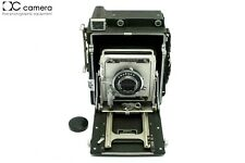 Graflex Crown Graphic 4x5 Field Camera with 135mm f4.7 Optar Lens  #29438