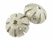 Pack of 25 Round 10mm Metal Spacer Bead Jewellery Making Finding 45564-151