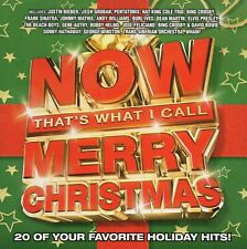 Now That's What I Call Merry Christmas - Various  (CD 2016)