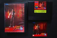 THE KING OF FIGHTERS 96 KOF 96 - SNK Neo Geo AES Good.Condition JAPAN