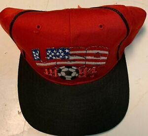 1994 Team USA Soccer World Cup Snap Back Baseball Hat