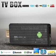 MK809IV Android 5.1 Smart TV Dongle Box Stick 1080P 4K BT Quad Core Mini PC W3G1