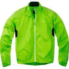 Madison Green Flash Pac-it Waterproof Cycling Jacket L