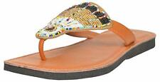 Null Closer Type Ethnic Traditional Jutti World Women Chappals Rubber Made