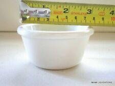 Lot of 48 3oz smooth Ramekin carlisle S280-42 melamine bone Bpa free