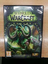 World of Warcraft: Legion empty box only
