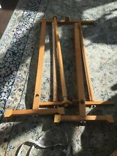 Floor standing Wooden Frame for Tapestry Embroidery and Cross stitch
