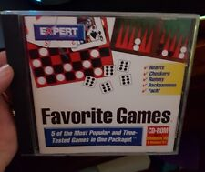 Expert Software - Favorite Games - PC GAME - FREE POST