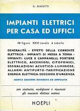 Giuseppe Biasutti IMPIANTI ELETTRICI PER CASA ED UFFICI