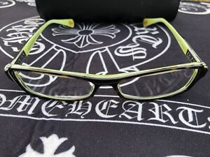Chrome Hearts Cooze Eyeglasses With clear lenses. 53[]14-140 beautiful green.