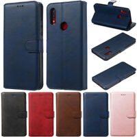 Slim Wallet Leather Flip Case Cover For Xiaomi Redmi Note 8 Note 7 6A 7A 8A K20