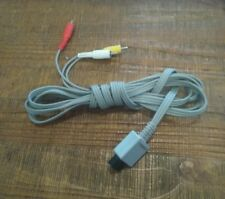 NINTENDO WII Cable Audio/vidéo RCA ORIGINAL NINTENDO