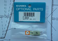 Genuine Sanwa 35 MHz FM Ricevitore Crystal RX canale 89 per Sanwa RC