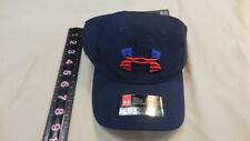 Men's Under Armour UA Blue Golf Cap Hat Adjustable