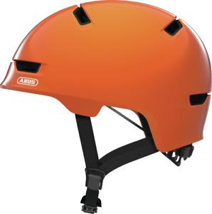 Abus Scraper 3.0 Kids shiny orange Medium (54-58cm) Bike Skate Scooter Helmet