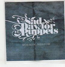 (ER925) Sad Pay For Puppets, Sorrow, Sorrow - 2011 DJ CD