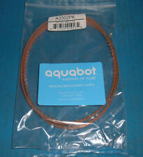A3302PK  AQUA PRODUCTS AQUABOT DRIVE BELTS -1 PACKAGE  (SET OF 2 BELTS) - OEM