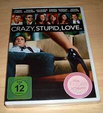 DVD Crazy, Stupid, Love. - Steve Carell - Ryan Gosling - Emma Stone - Neu OVP