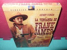 LA VENGANZA DE FRANK JAMES - HENRY FONDA - NUEVO
