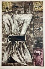 Jose Lorenzo Moya. Lithograph. Untitled, 1990. Original signed. Numbered