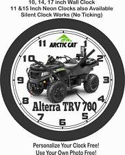 2020 ARCTIC CAT ALTERRA TRV 700 ATV WALL CLOCK-FREE USA SHIP