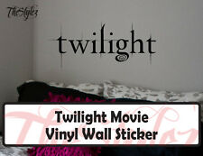 Twilight Custom Wall Vinyl Sticker