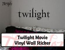 Twilight Custom Wall Vinyl Sticker