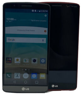 LG G3 (D852/D855/VS985 4G) 32GB GSM Unlocked Varies Color 4G Android Smartphone
