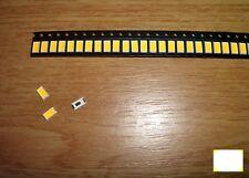 50 Stück LED SMD 5730 WARMWEIß (40mA)