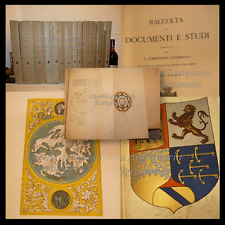Colombo Cristoforo, DOCUMENTI COMMISSIONE COLOMBIANA 15 vv 1892 Scoperta America