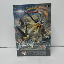 Pokemon TCG Sun & Moon Ultra Prism Prerelease Kit Sealed NEW