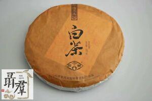 Puwen pu er tea  White tea (sheng puer) 2018 YUE GUANG BAI raw puerth 357g