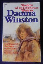 SHADOW OF AN UNKNOWN WOMAN by Daoma Winston (Hamlyn PB, 1981)