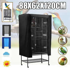 Waterproof Large Bird Cage Cover Parrot Canary House Protection Good Nig