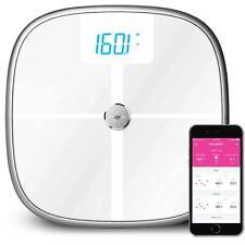Koogeek Bluetooth WiFi Weight Scale Body Health BMR BMI Fat Muscle Scale C7L5