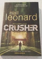 CRUSHER by Niall Leonard (Crusher #1)