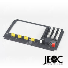 Keypad for Leica TS02 TS06 TS09 total station, Rubber Replacement keyboard