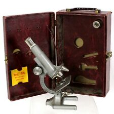 New listing Handy Andy Precision Microscope Set No 95 Skil Craft Display or Restore Antique