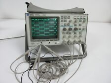 HP 54601A OSCILLOSCOPE 100 MHZ 4 CHANNEL WITH 4X HP 10071A PROBE