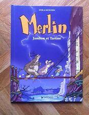 MERLIN JAMBON ET TARTINE SFAR/MUNUERA EO TTBE (A53)