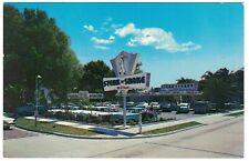 STEAK N SHAKE Restaurant - FLORIDA - 1950s