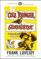 Cole Younger, Gunfighter 1958 (DVD) Frank Lovejoy, James Best, Abby Dalton - New