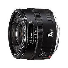 Kamera-Objektive mit 35mm Festbrennweite für Canon