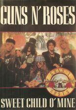 RARE / CARTE POSTALE - POSTCARD : GUNS N' ROSES