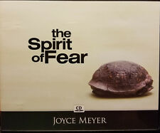 The Spirit of Fear by Joyce Meyer CD
