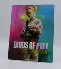 BIRDS OF PREY - Glossy Bluray Steelbook Magnet Cover (NOT LENTICULAR)