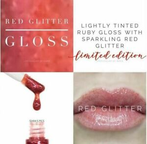 Red Glitter Gloss by SeneGence. Gorgeous!